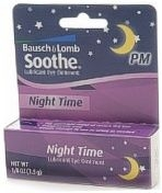 Bausch & Lomb Soothe Lubricant Night Time Eye Ointment****OTC DISCONTINUED 3/5/14
