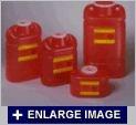 BD Sharps Container Medium 6.9 Qt Red