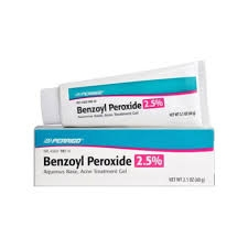 Perrigo Benzoyl Peroxide Acne Treatment Gel 2 5 2oz