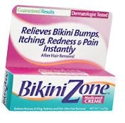 Bikini Zone Medicated Creme 1 ounce