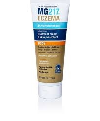 MG217 Eczema Full Spectrum Treatment Cream & Skin Protectant Body - 6oz