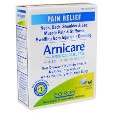 Boiron Arnicare Pain Relief Quick Dissolve Tablets - 60ct