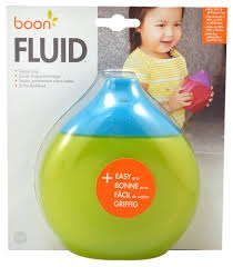 Boon Fluid Sippy Cup Green/Blue 10oz ** Extended Lead Time **