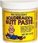 Boudreauxs Butt Paste 16 oz