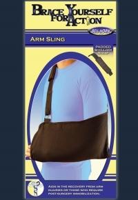 Brace Yourself Arm Sling, Black