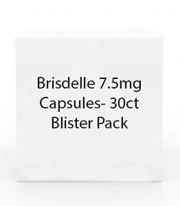 Brisdelle 7.5mg Capsules- 30ct Blister Pack