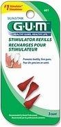 Butler G-U-M Stimulator Refill Tips - 3