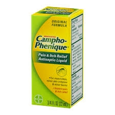 Campho-Phenique Medicated Pain & Itch Relief Antiseptic Liquid - 0.75 fl oz