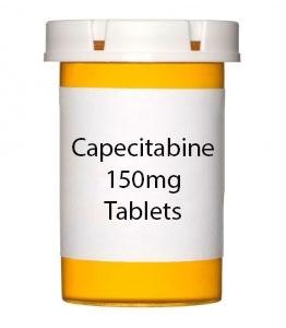 Capecitabine 150mg Tablets