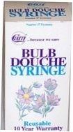 Cara Bulb Douche Syringe #27 10 Ounce Capacity
