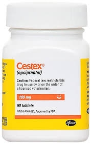 Cestex 100mg Tablets