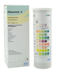 Chemstrip 9 Urine Test Strip- 100ct