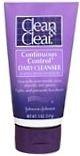 Clean & Clear Acne Cleanser 5oz