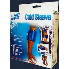 "Bell-Horn Fast Freeze Cold Sleeve Size Medium 10""-15"""