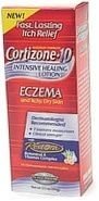 Cortizone 10 Intensive Healing Lotion Eczema and Itchy Dry Skin with Restora 3.5oz