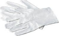 Cotton Gloves Large Soft Hands 1 Pair P75L-Carex