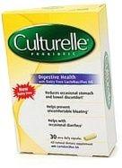 Culturelle Probiotic Digestive Health W/Dairy-Free Lactobacillus GG Capsules 30ct