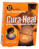 Cura-Heat Heat Packs 3-Pack  3ct
