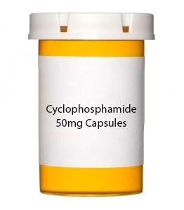 Cyclophosphamide 50mg Capsules
