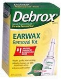 Debrox Drops Earwax Removal Kit