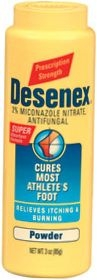 Desenex Shake Powder 3 oz