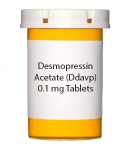 Desmopressin Acetate 0.1 mg Tablets