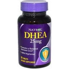 Natrol DHEA 25 mg Tablets, 90ct
