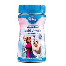 Disney Frozen Children's Multivitamin Gummies- 60ct