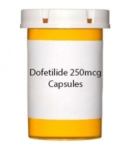 Dofetilide 250mcg Capsules