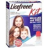Licefreee! Kit Gel and Shampoo 1 Kit Ct