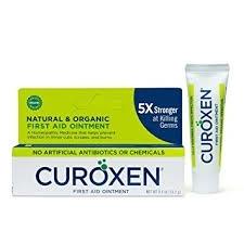Curoxen Organic First Aid Ointment 0.5 oz