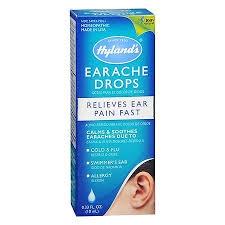 Hylands Earache Drops Children 0.33 oz