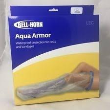 Cast Cover Long Leg (Aqua Armor)
