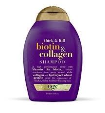 OGX Biotin/Collagen Shampoo 13 oz