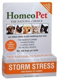 HemeoPet Storm Stress Liquid Drops, 15 ml Bottle