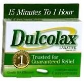 Dulcolax Suppository 4ct