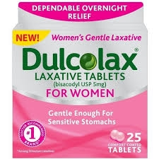 Dulcolax For Women Tablet- 25ct