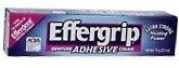 Effergrip Denture Cream Adhesive - 2.5 oz.