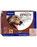 Effitix Topical Solution for Dogs (89-132lbs)- 3 Month Supply