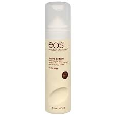 eos Shave Cream, Vanilla Bliss, 7oz