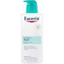 Eucerin Intensive Repair Lotion- 16.9oz  ** Extended Lead Time **
