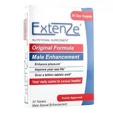 Extenze Original Formula Male Sexual Enhancement- 30ct