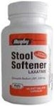 Extra Strength Stool Softener (Docusate Sodium 250mg) Laxative Capsules - 1000 Count Bottle