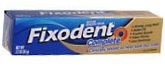 Fixodent Complete Denture Adhesive Cream 2.2 oz