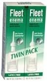 Fleet Enema Adult Twin - 9.0oz