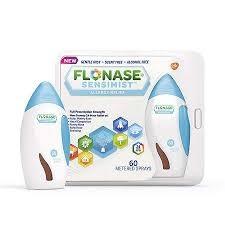 Flonase Sensimist Allergy Relief Spray - 60 Sprays/0.34 oz