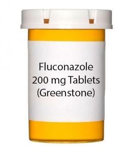 Fluconazole 200 mg Tablets (Greenstone)