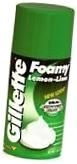 Foamy Shave Lemon-Lime 11oz