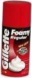 Foamy Shave Regular Cream 11oz***otc Discontinued  2/28/14