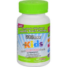 Focus Factor for Kids Chewable Wafers - 60ct